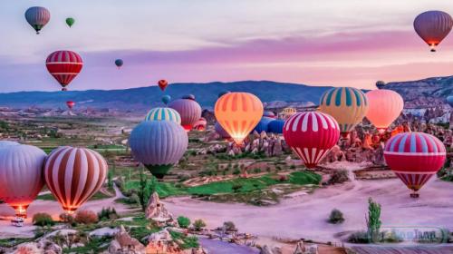 Каппадокия фестиваль шаров 2021 даты