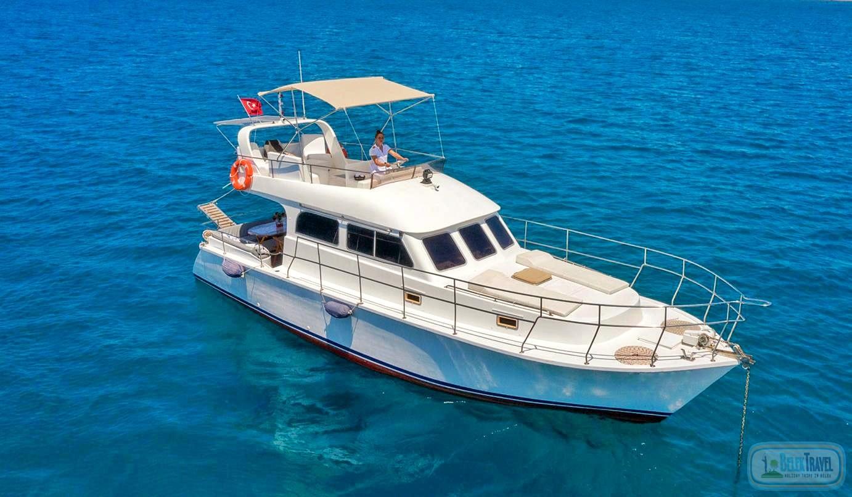 Где арендовать яхту в Белеке