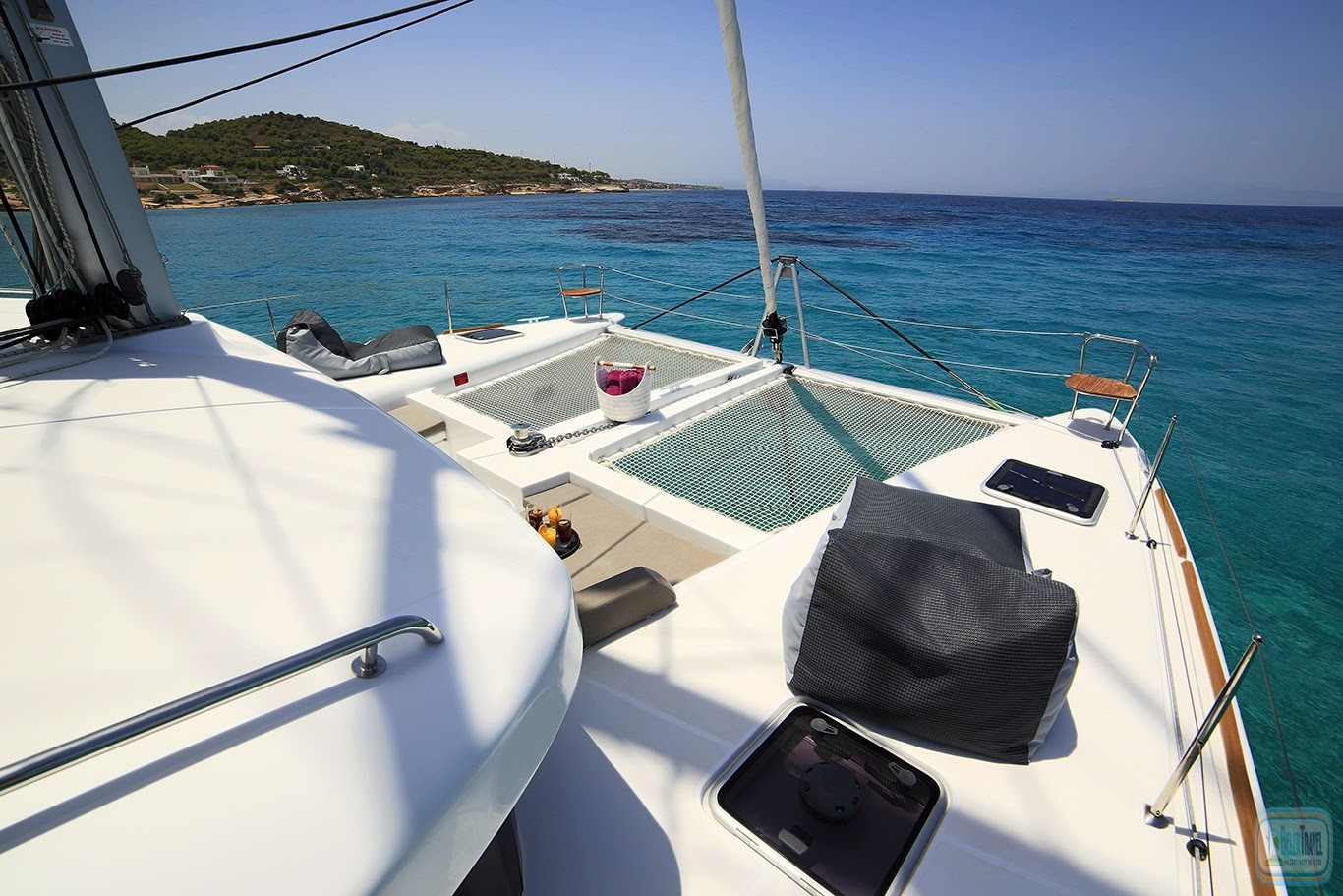 Как арендовать яхту в Белеке