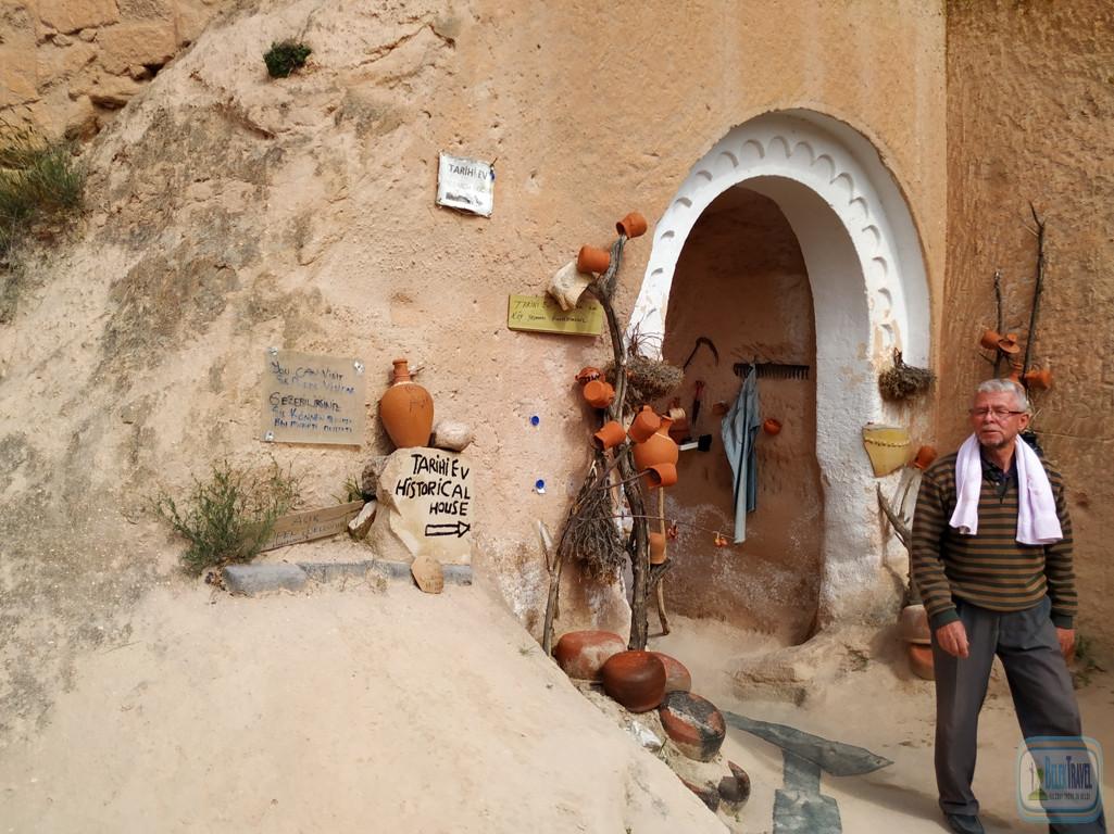 Каппадокия город гончаров