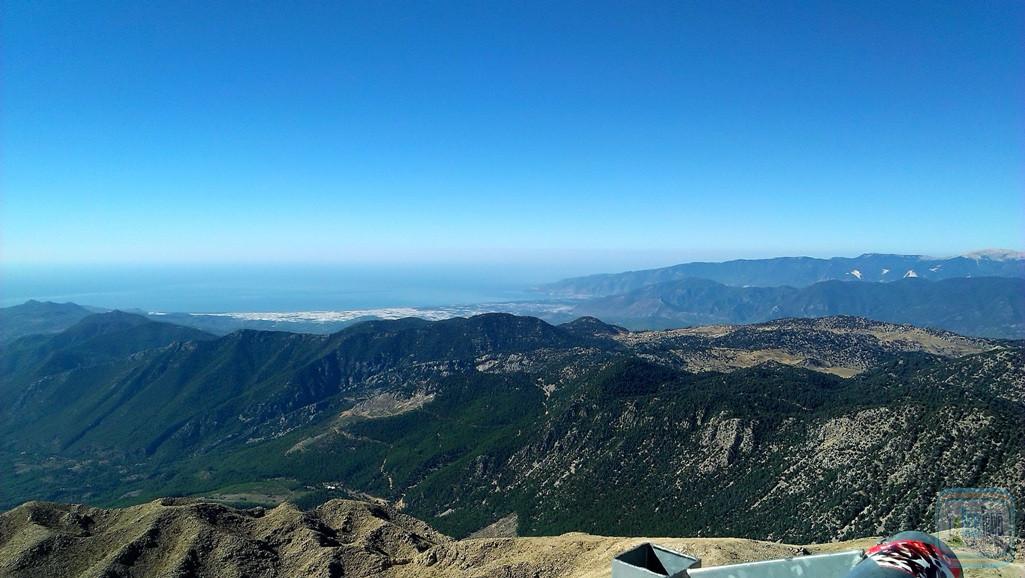 Прогулка в горы из Белека