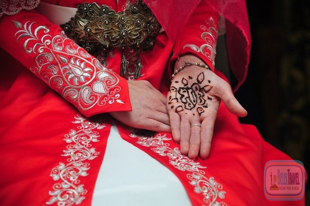 Свадебный ритуал в Турции