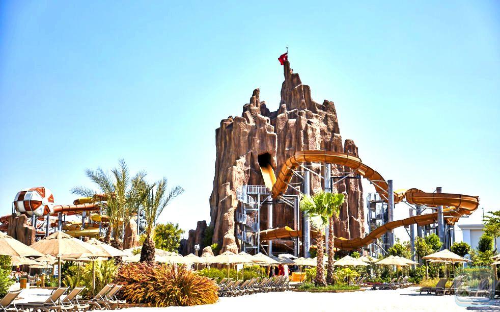 Турецкий Диснейленд: аквапарк The Land of Legends