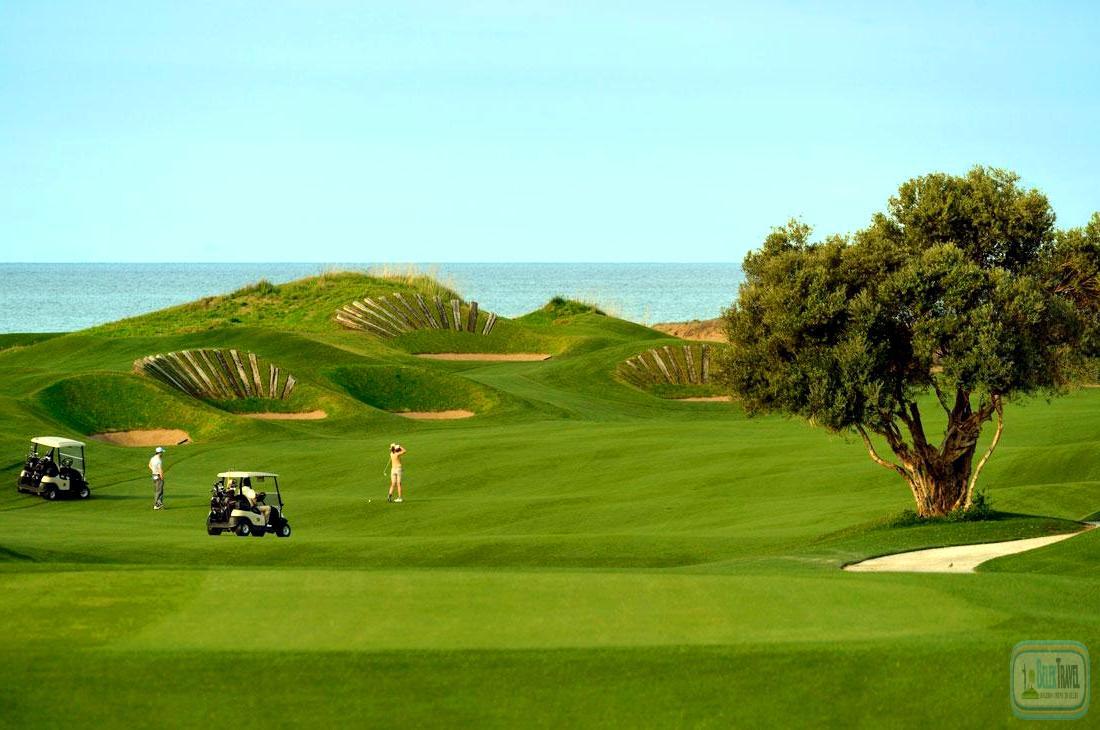 Турция гольф Белек