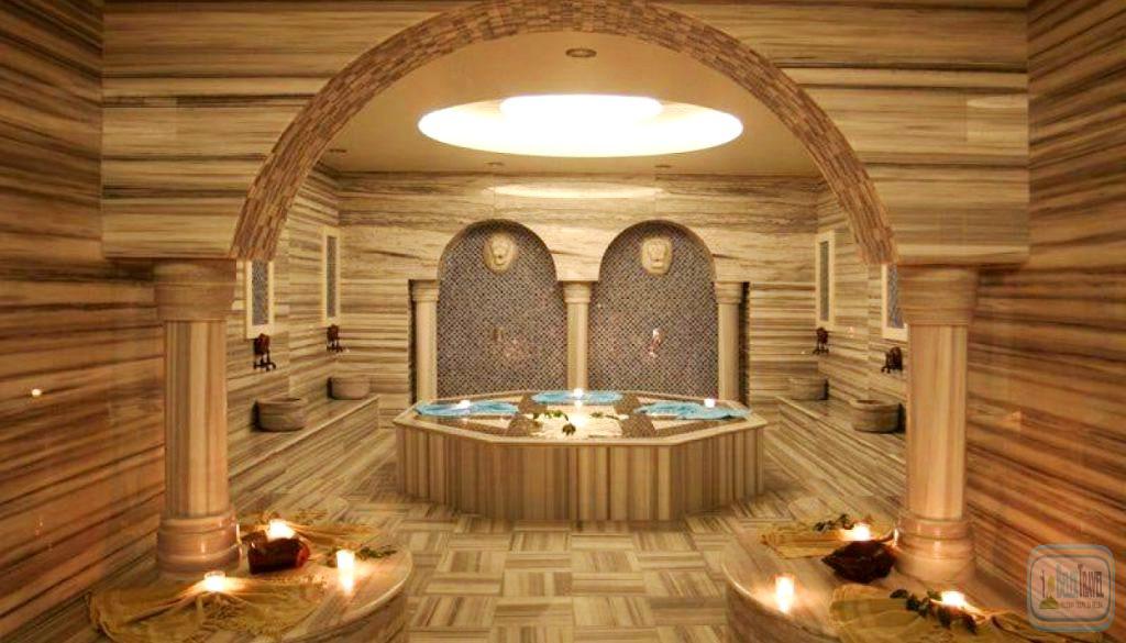 Чем полезна турецкая баня