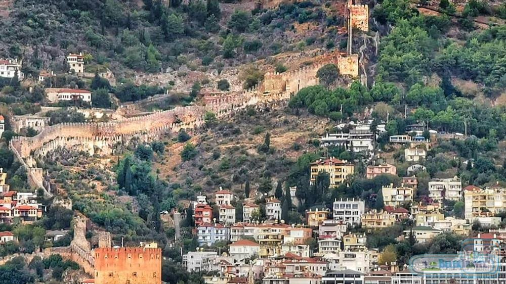 About Alanya Castle