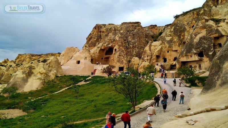 Экскурсия Каппадокия из Белека на 2 дня