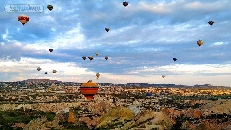 Cappadocia 2 days from Belek