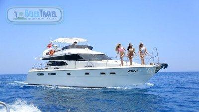 Yacht charter Belek Turkey