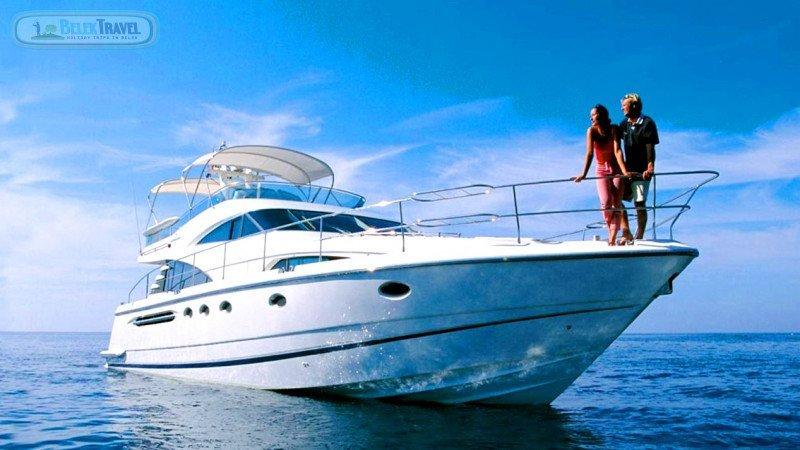 Аренда яхты в Белеке
