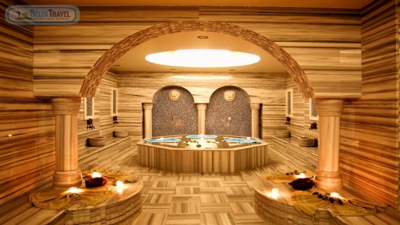 Turkish Bath in Belek