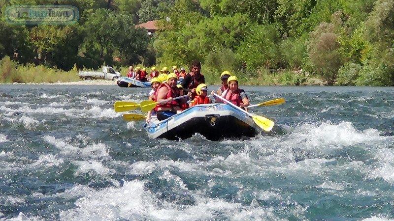 Rafting in Belek