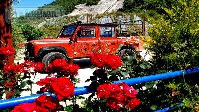 Jeep Safari in Belek