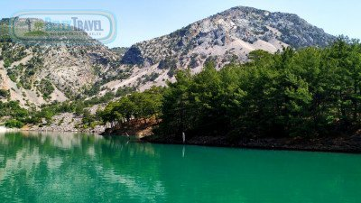 Green Canyon From Belek