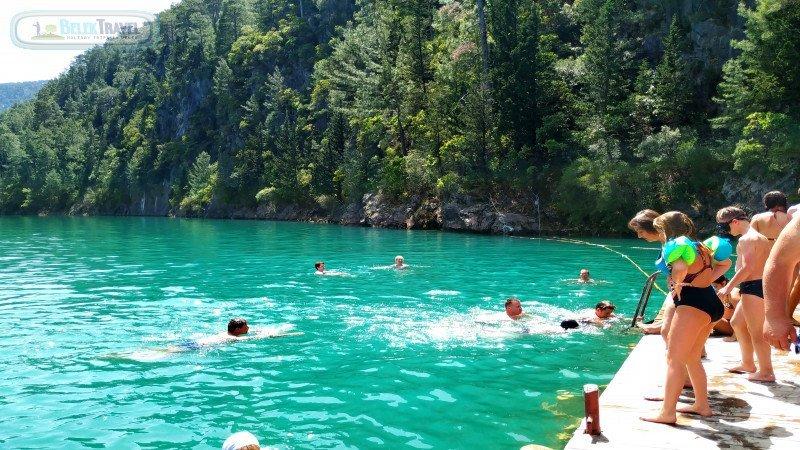 Зеленый каньон из Белека