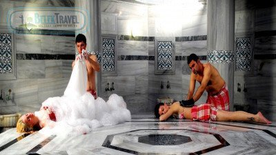 Турецкая баня Peloid в Белеке