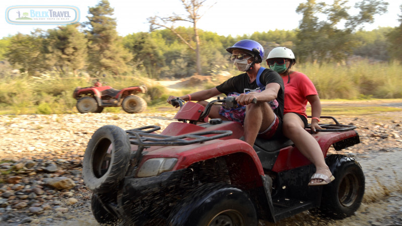 Quad Safari İn Belek