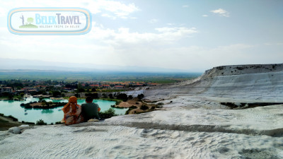 Salda Lake and Pamukkale