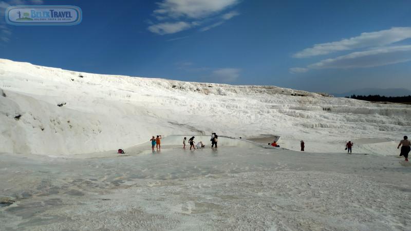 Salda Lake and Pamukkale