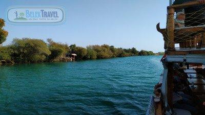 Прогулка на яхте по реке Манавгат