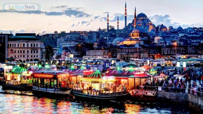 Тур в Стамбул из Белека