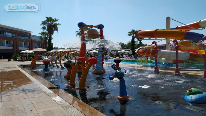 Аквапарк Аквалэнд в Анталии