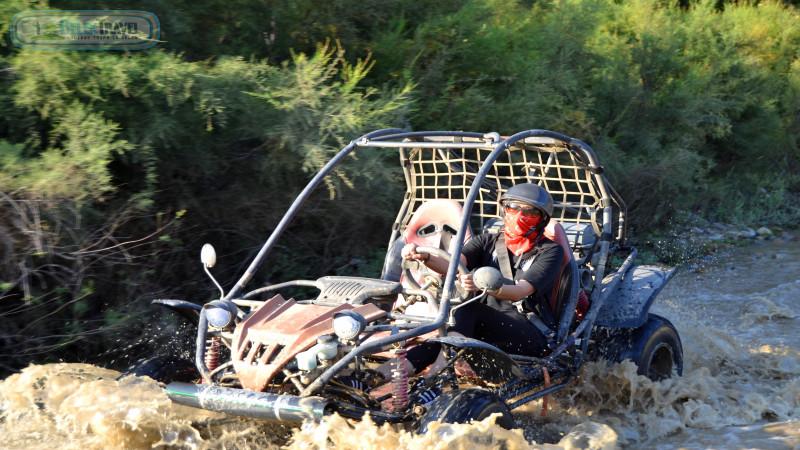 Багги-сафари в Белеке
