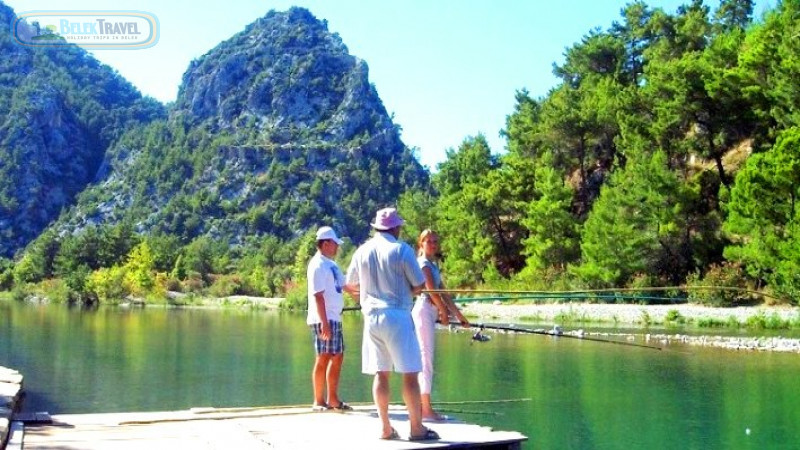 Picnic and Fishing