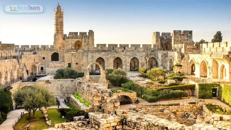Тур в Израиль из Белека