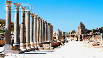 Perge Aspendos and Waterfall Trip From Bogazkent